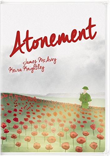Atonement Knightley Mcavoy DVD R