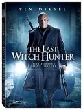 Last Witch Hunter Diesel Wood Leslie DVD Dc Pg13