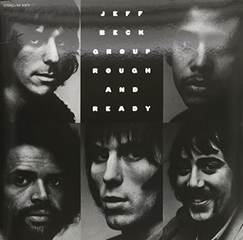 Jeff Group Beck Rough & Ready