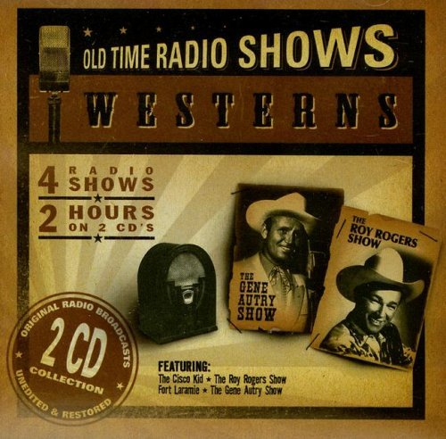 Old Time Radio Shows Westerns