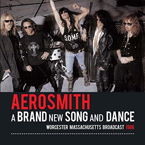 Aerosmith A Brand New Song & Dance