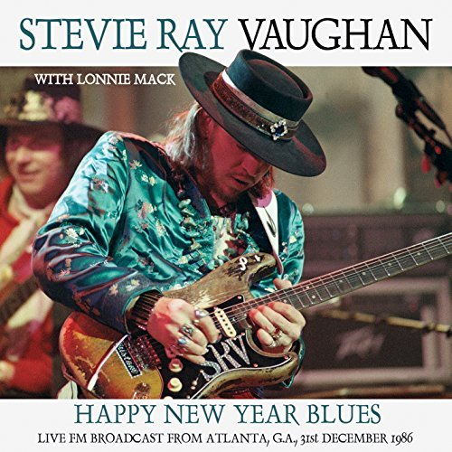 Stevie Ray Vaughan Happy New Year Blues