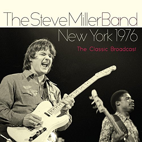 Steve Miller Band New York 1976