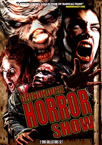 Grindhouse Horror Show Volume 1 DVD