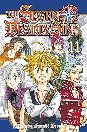 Nakaba Suzuki The Seven Deadly Sins Volume 11