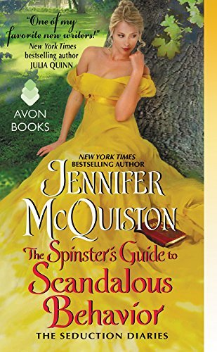 Jennifer Mcquiston The Spinster's Guide To Scandalous Behavior