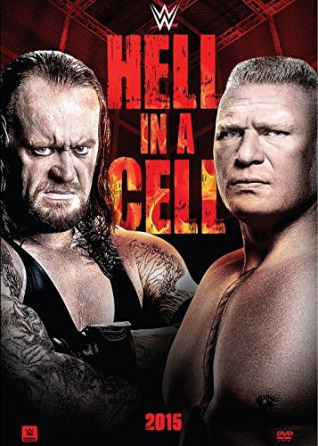 Wwe Hell In A Cell 2015 DVD Hell In A Cell 2015