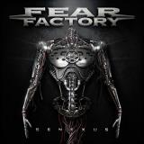 Fear Factory Genexus (blue Vinyl)