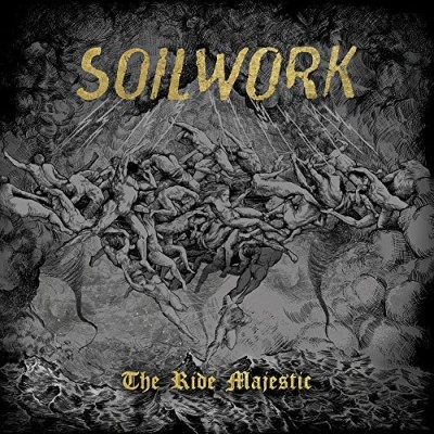 Soilwork Ride Majestic (red Vinyl)