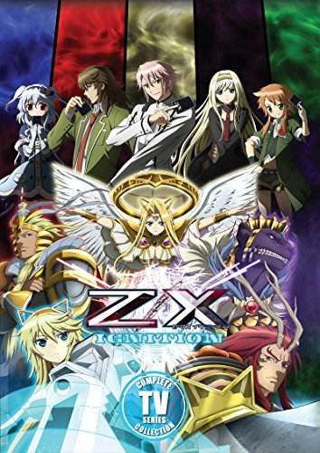 Z X Ignition Complete Series Z X Ignition Complete Series