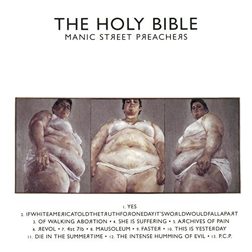 Manic Street Preachers Holy Bible