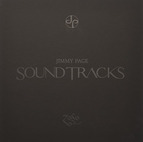 Jimmy Page Sound Tracks Import Gbr