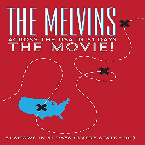 Melvins Across The Usa In 51 Days The Across The Usa In 51 Days The