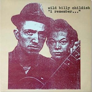 Billy Childish I Remember... Lp