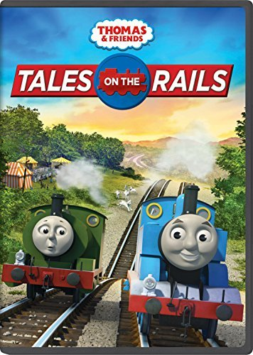 Thomas & Friends Tales On The Rails DVD