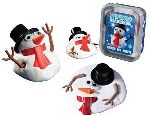 Novelty Melting Snowman Kit