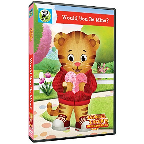 Daniel Tiger's Neighborhood Would You Be Mine? Pbs DVD