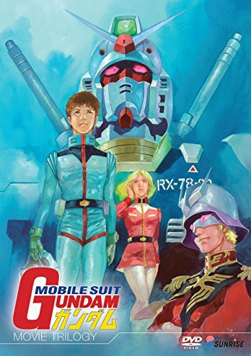 Mobile Suit Gundam Movie Trilogy DVD Nr