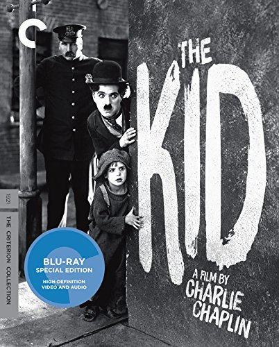 Kid Chaplin Blu Ray Criterion Nr