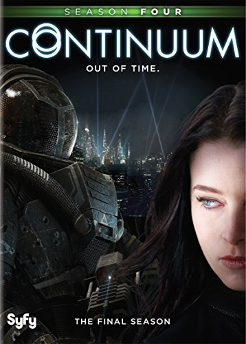 Continuum Season 4 DVD