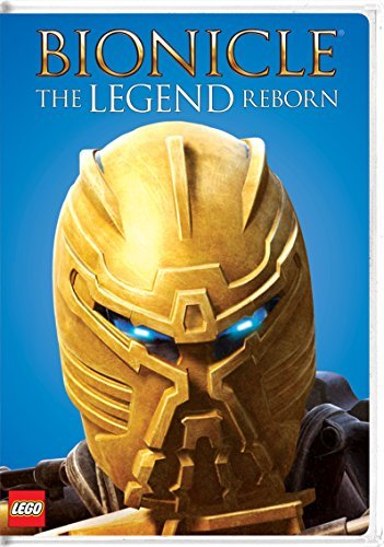 Bionicle Legend Reborn Bionicle Legend Reborn DVD
