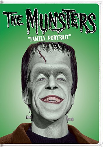 Munsters Family Portrait DVD