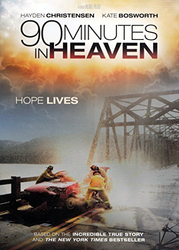 90 Minutes In Heaven Bosworth Christensen Meek DVD Pg13