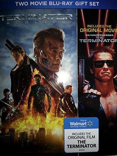 Terminator Genisys Terminator 2 Movie Colelction Walmart Exclusive