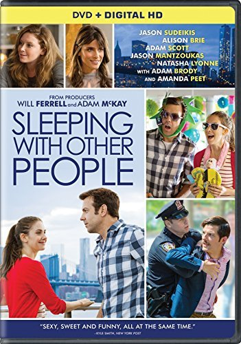 Sleeping With Other People Sudeikis Brie DVD R
