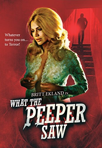 What The Peeper Saw Lester Ekland Palmer Blu Ray R