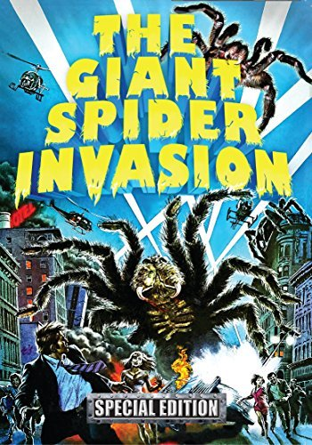 Giant Spider Invasion Giant Spider Invasion Blu Ray Pg