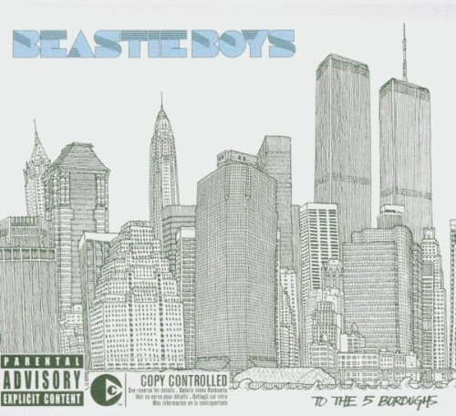 Beastie Boys To The 5 Boroughs (digi Pack L Import Twn Digipak Lmtd Ed.