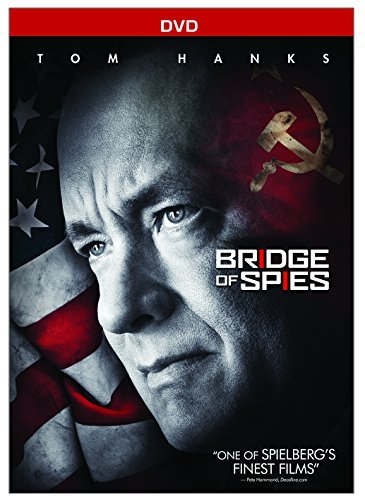 Bridge Of Spies Hanks Rylance Alda DVD Pg13
