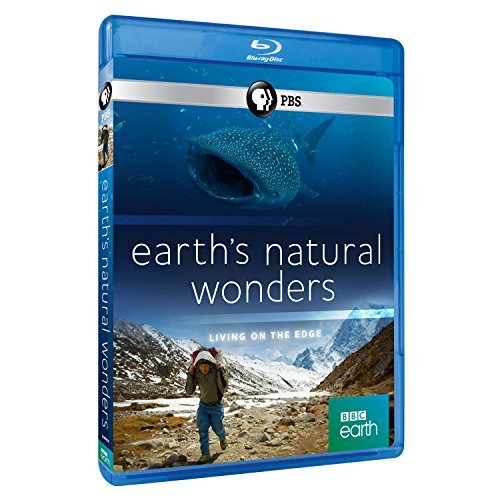 Earth's Natural Wonders Pbs Blu Ray Nr