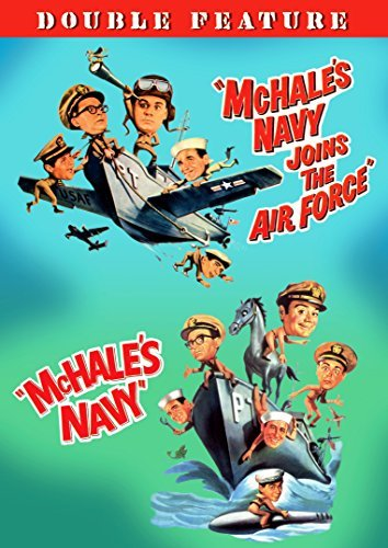 Mchale's Navy Mchale's Navy Joins The Air Force Double Feature DVD