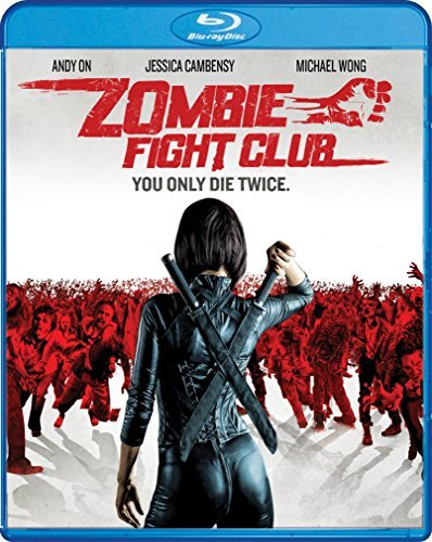 Zombie Fight Club Cambensy On Blu Ray Nr