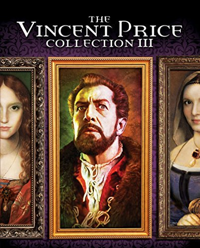 Vincent Price Collection Volume 3 Blu Ray