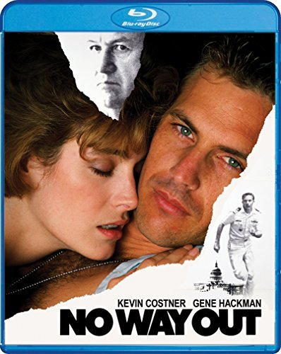 No Way Out Costner Young Hackman Blu Ray R