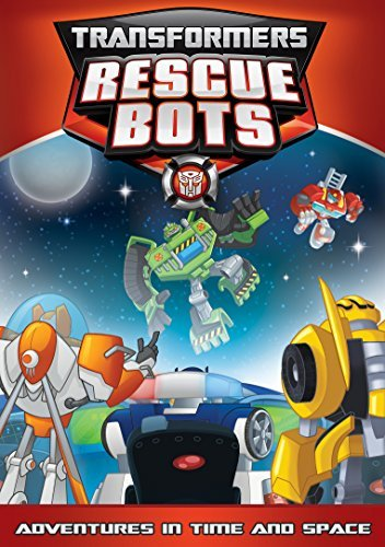 Transformers Rescue Bots Adventures In Time And Space DVD