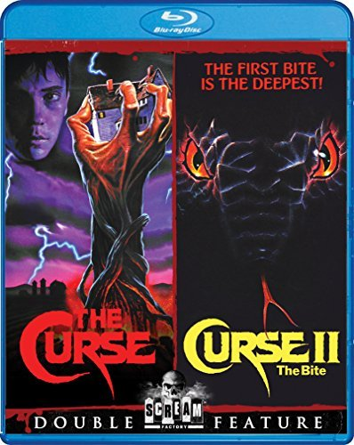 Curse Curse Ii Double Feature Blu Ray R