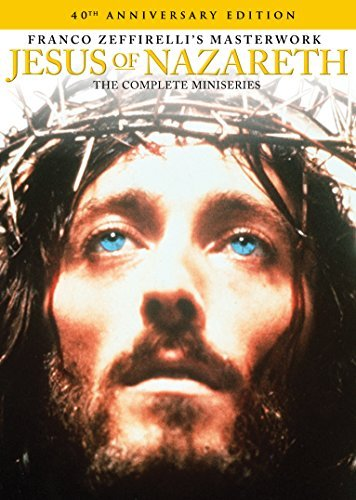 Jesus Of Nazareth Powell Hussey Olivier DVD 40th Anniversary Edition