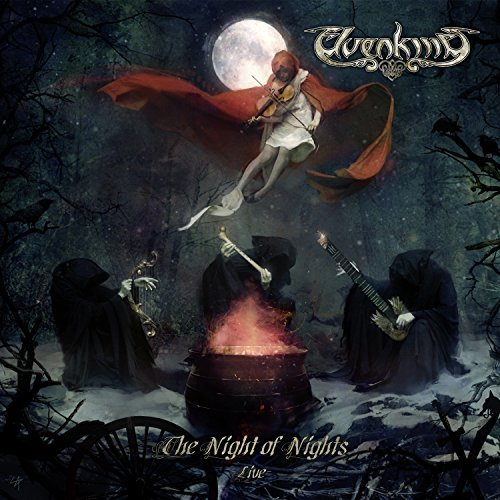 Elvenking The Night Of Nights Live 2cd Incl. DVD