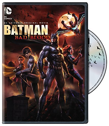 Batman Bad Blood Batman Bad Blood DVD Pg13