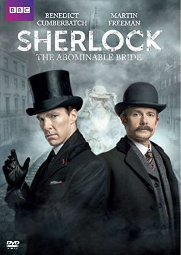 Sherlock The Abominable Bride Cumberbatch Freeman DVD