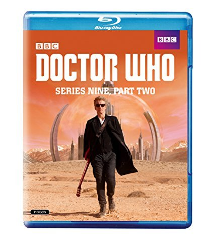 Doctor Who Series 9 Part 2 Blu Ray