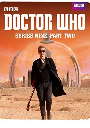 Doctor Who Series 9 Part 2 DVD
