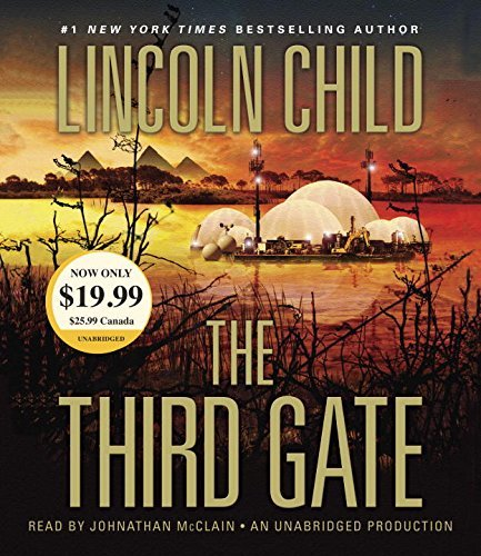 Lincoln Child The Third Gate