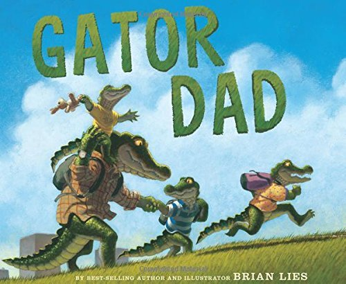 Brian Lies Gator Dad