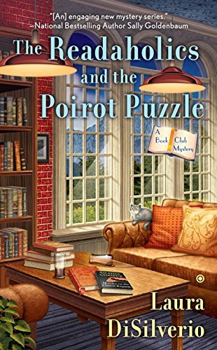 Laura Disilverio The Readaholics And The Poirot Puzzle
