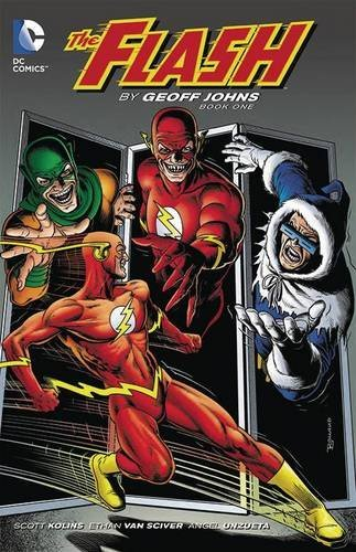 Geoff Johns The Flash Book One